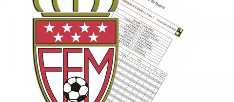 Clasificaciones FFM
